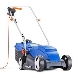 Hyundai HYM3200E Electric 1000w Lawn Mower 32cm/12.5in 240v