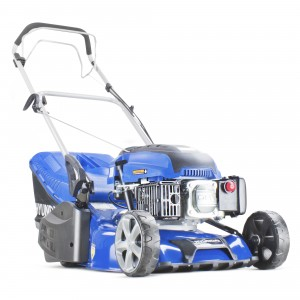 Hyundai HYM430SPR Petrol Self Propelled Roller Lawn Mower 42cm/16.5in