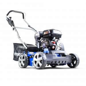 Hyundai HYSC210 Petrol Lawn Scarifier 40cm/16in with 45L Collector