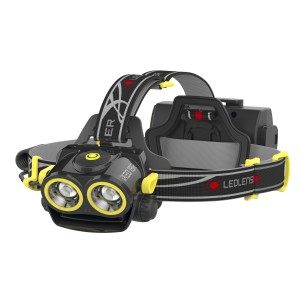 LED Lenser iXE019R Rechargeable Head Torch 2000 Lumens