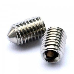 Spectrum Grub Screws Pack of 10 for Hex Extension JB10 (for Dry Core Drilling)