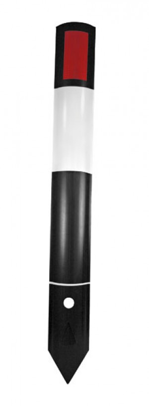 JSP Flexible ABS Plastic Verge Marking Post