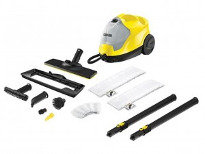 Karcher SC4 EasyFix Premium Steam Mop Cleaner Kit