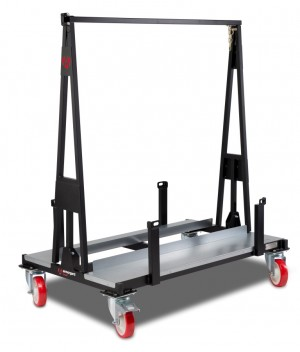 Armorgard Loadall Folding Board Trolley 1000kg 730x1250x1410mm