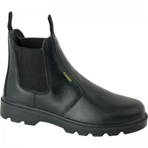 Delta Plus LH829 CAPPS Safety Dealer Work Boots Black (Sizes 7-12)