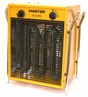 Master B15 Electric Fan Heater 15Kw 415v 3-Phase