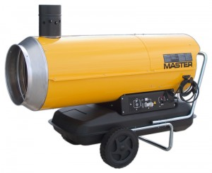 Master BV290E Indirect Diesel Oil Fired Heater 276,000Btu