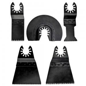 Toolpak Universal Multi-Tool Cutting Accessory Pack 5-Piece