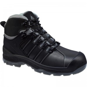 Delta Plus NOMAD Waterproof Safety Work Boots Black (Sizes 7-12) Non-metallic