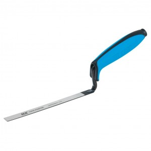 OX Pro Tuck Pointer Pointing Trowel with Duragrip Handle Carbon Steel (Various Sizes)