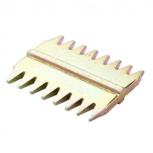 OX Pro Scutch Combs Pack of 4 - 50mm