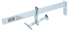 OX Pro Sliding Profile Clamp - 330mm