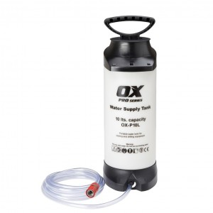 OX Pro Very Heavy Duty Dust Suppression Water Bottle - 10 Litre