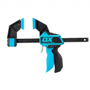 OX Pro Heavy Duty Bar Clamp (Various Sizes)