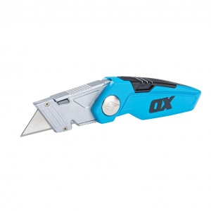 OX Pro Fixed Blade Folding Knife / Utility Knife
