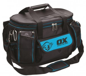 OX Pro Heavy Duty Round Top Tool Bag