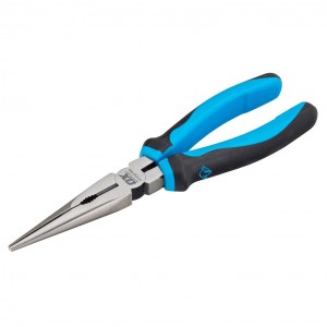 OX Pro Long Nose Pliers 200mm