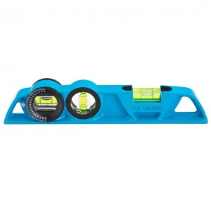 OX Trade Die-cast Aluminium Torpedo Spirit Level - 250mm