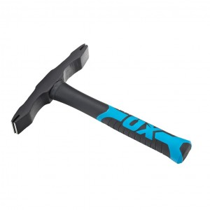 OX Trade Double Ended Hardened Steel Scutch Hammer - 28oz