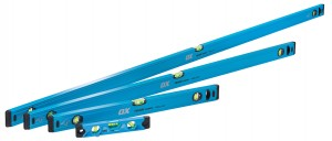 OX Trade Builders Spirit Level Set - 4 Piece