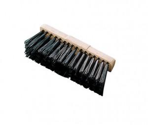 Polypropylene Fill Broom Brush Head 325mm