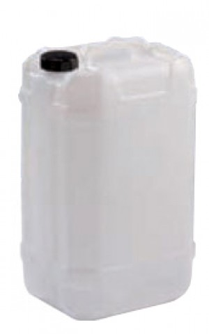 Polythene Liquid Storage Container with Screw Cap (Various Options)