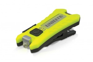 Unilite PS-CL1 LED Rechargeable Clip Inspection Light 50 Lumens