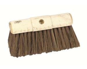 Pure Sherbro Bass Fill Yard Broom 330mm