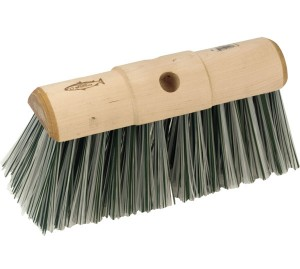 PVC / Polyester Mix Yard Broom 330mm