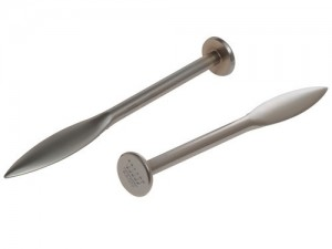 Ragni Solid Forged Builders Line Pins (Pack of 2)