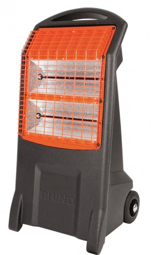 Rhino TQ3 Infra Red Mobile Heater (110 or 240v) H029300/400