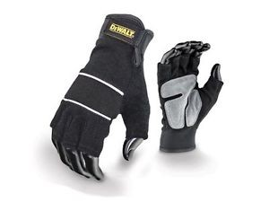DeWalt Fingerless Performance Work Gloves