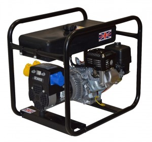 Stephill SE34003SLR Honda Petrol Generator with Long Run Tank 2.7kW/3.4kVA