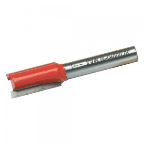 Silverline 1/4in Straight Metric Router Bit Cutter (Various Sizes)