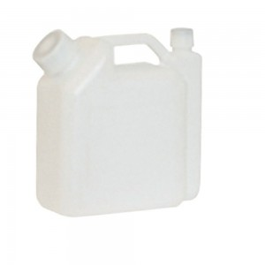 Silverline 2-Stroke Fuel Mixing Bottle 1 Litre