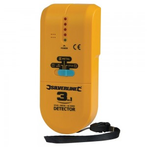 Silverline 3-in-1 Detector Compact