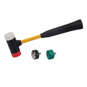 Silverline 4-in-1 Multi-Head Hammer