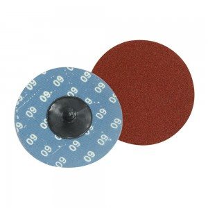 Silverline 75mm Quick-Change Sanding Discs Set 5 Piece (Various Sizes)