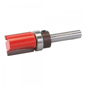 Silverline 8mm Template Router Bit Cutter (Various Sizes)