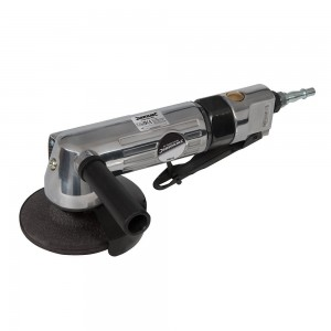 Silverline Air Angle Grinder