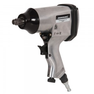 Silverline Air Impact Wrench 1/2in Square Drive