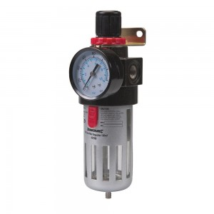 Silverline Air Line Filter Regulator
