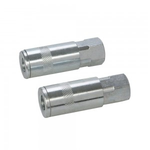 Silverline Air Line Quick Coupler 65mm Pack of 2