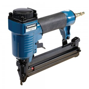 Silverline Air Nailer & Stapler 32mm