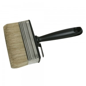 Silverline Block Paint Brush 115mm