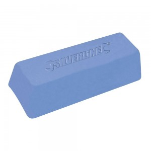 Silverline Blue Polishing Compound 500g