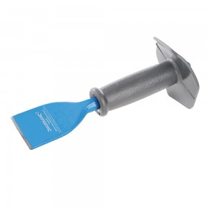 Silverline Bolster Chisel with Guard (Various Sizes)