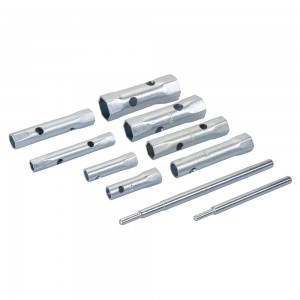 Silverline Box Spanner Metric Set 8 Piece (8-22mm)