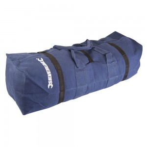 Silverline Canvas Tool Bag Large 760x430x215mm