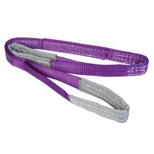 Silverline Cargo Lifting Webbing Sling 1 Tonne (Various Lengths)